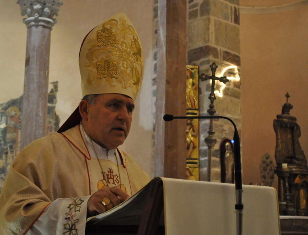 Slikovni rezultat za Kotorski biskup Ilija Janjić,