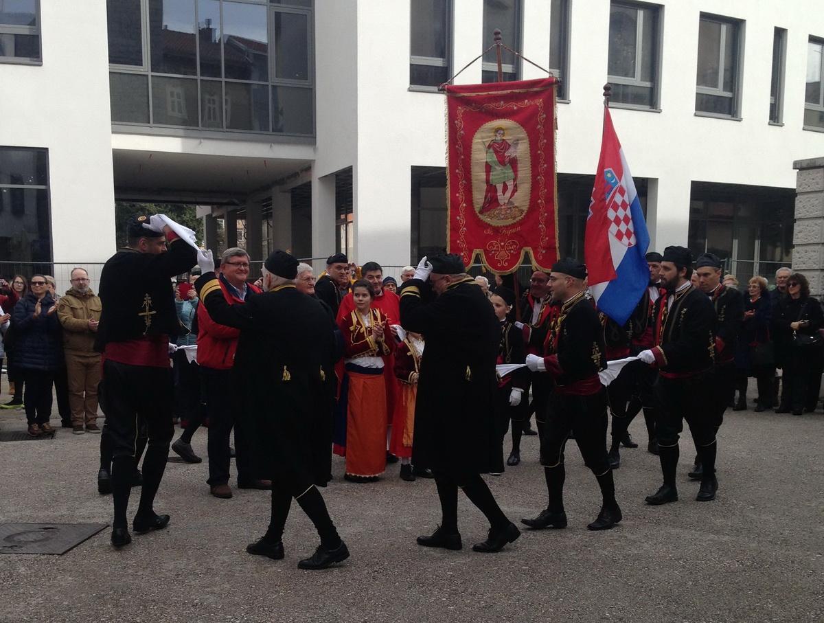 Slikovni rezultat za bokeljsk mornarica sveti leopold