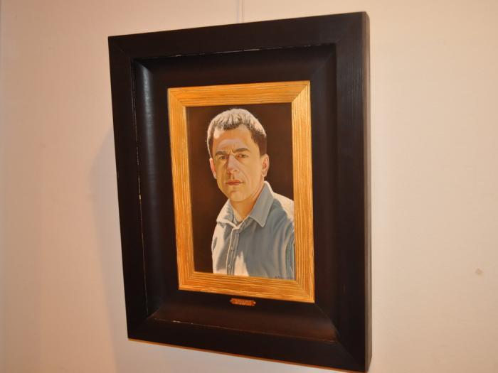 Momčilo Macanović, Autoportret