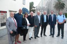 Vučinović i Deković sa prijateljima iz Dubrovnika