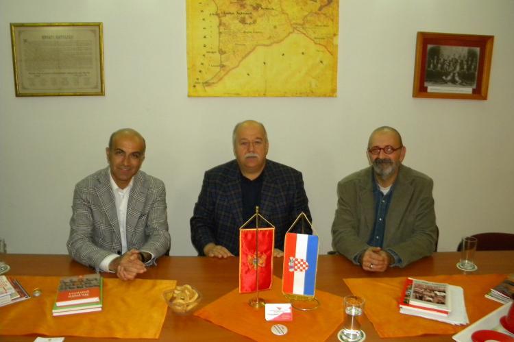 Željko Rutović, Zvonimir Deković, Mirko Sebić
