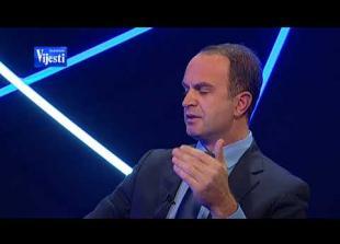 NACISTO  Adrijan Vuksanovic  Ervin Ibrahimovic  Nik Djelosaj  TV  Vijesti  09 11 2017