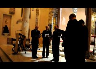 Klapa Navalija u Katedrali Sv.Tripuna Kotor- Radio Dux