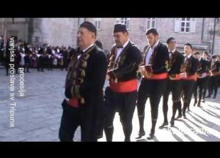 Skala radio - procesija vanjska proslava sv Tripuna 07.02.2016.